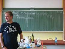 Lernvideo, Nachhilfevideo - 1. UE - 01. Stunde: Einführung in die organische Chemie
