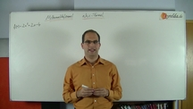 Lernvideo, Nachhilfevideo - abc-Formel