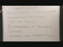 Lernvideo, Nachhilfevideo - Aggressives Verhalten